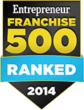 2014 Entreprenuer Franchise 500