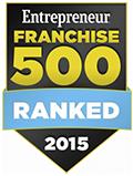 2015 Entreprenuer Franchise 500