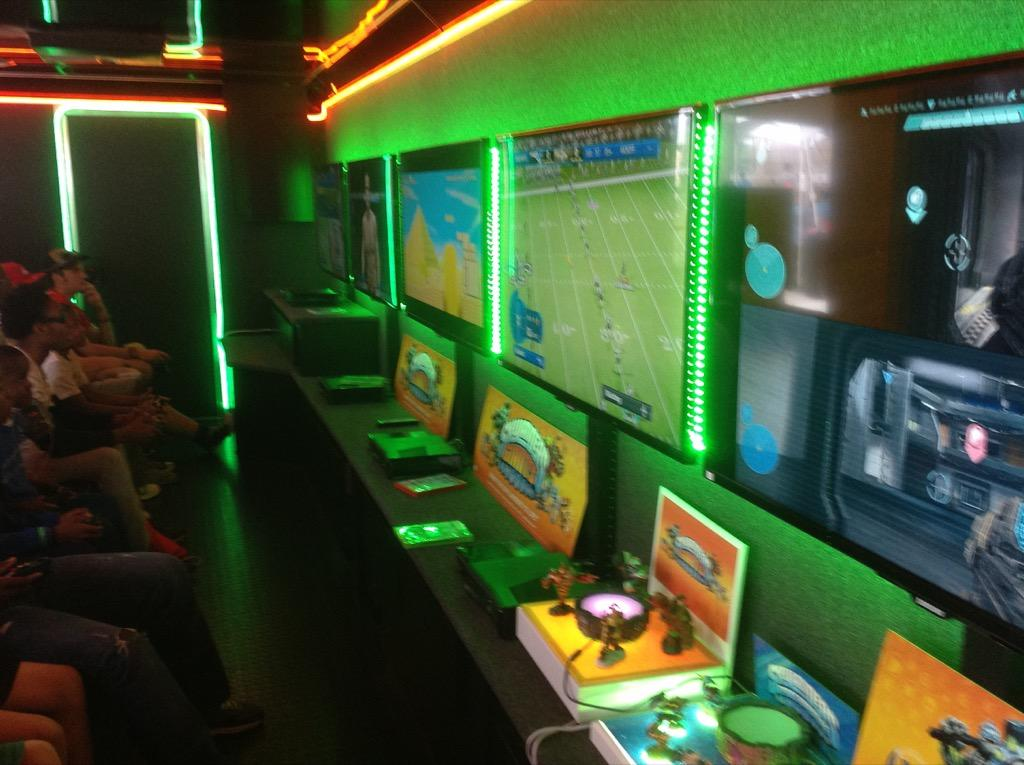 Gametruck Austin Video Games And Watertag Party Trucks