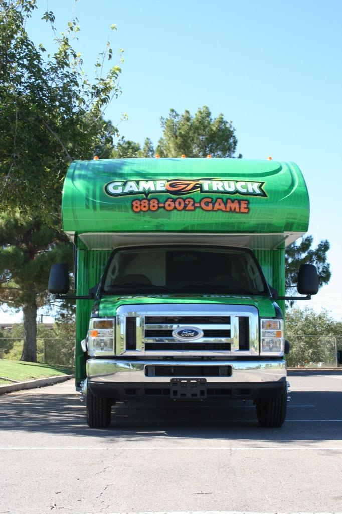 Gametruck Charlotte Video Games Laser Tag And Watertag
