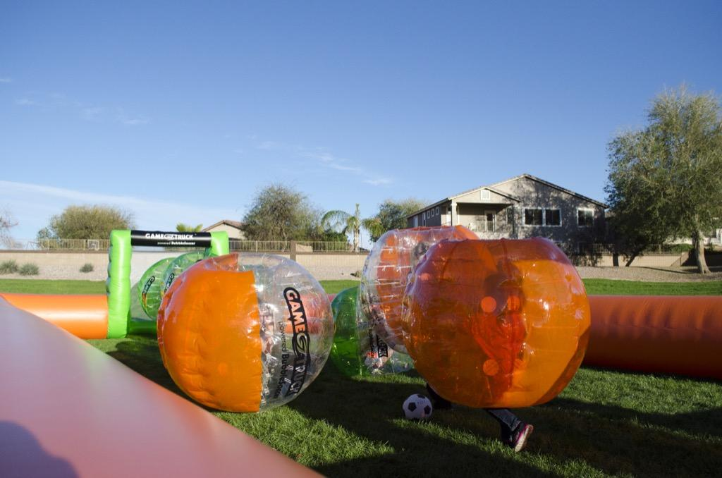 Bubble Soccer Equipment Suits Amp Rentals Gametruck