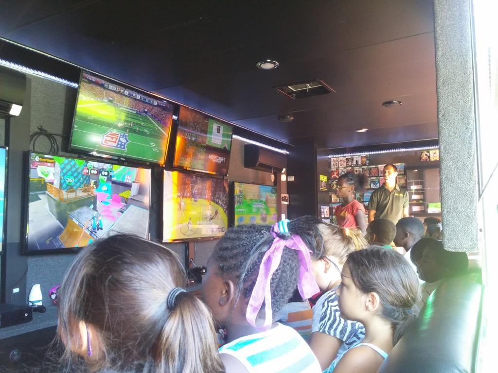 GameTruck Chicago Video Games LaserTag and WaterTag Party Trucks