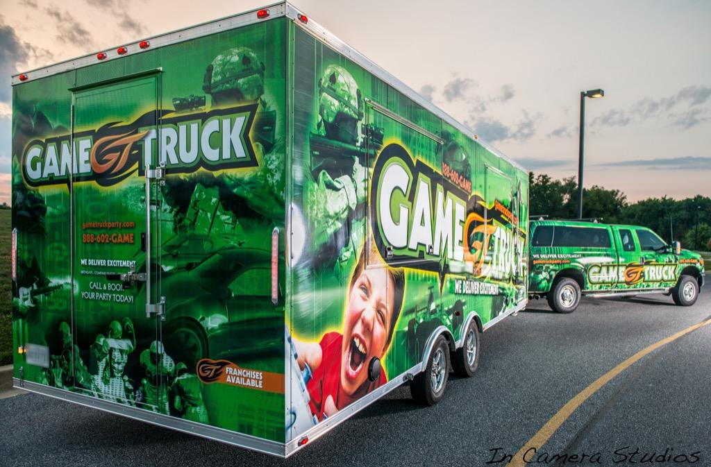 Gametruck Howard County Video Games And Lasertag Party