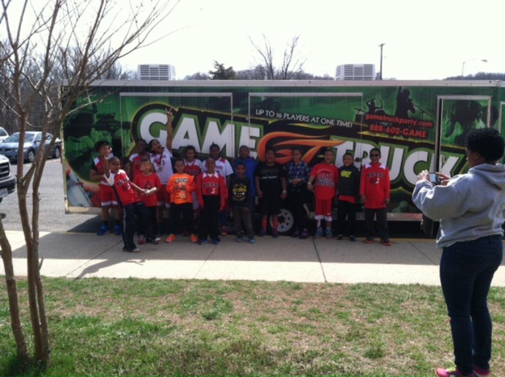 GameTruck Northern Virginia DC