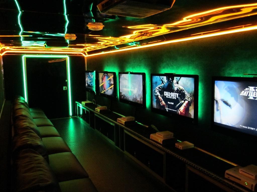 Gametruck Northern Virginia D C Video Games Party Trucks