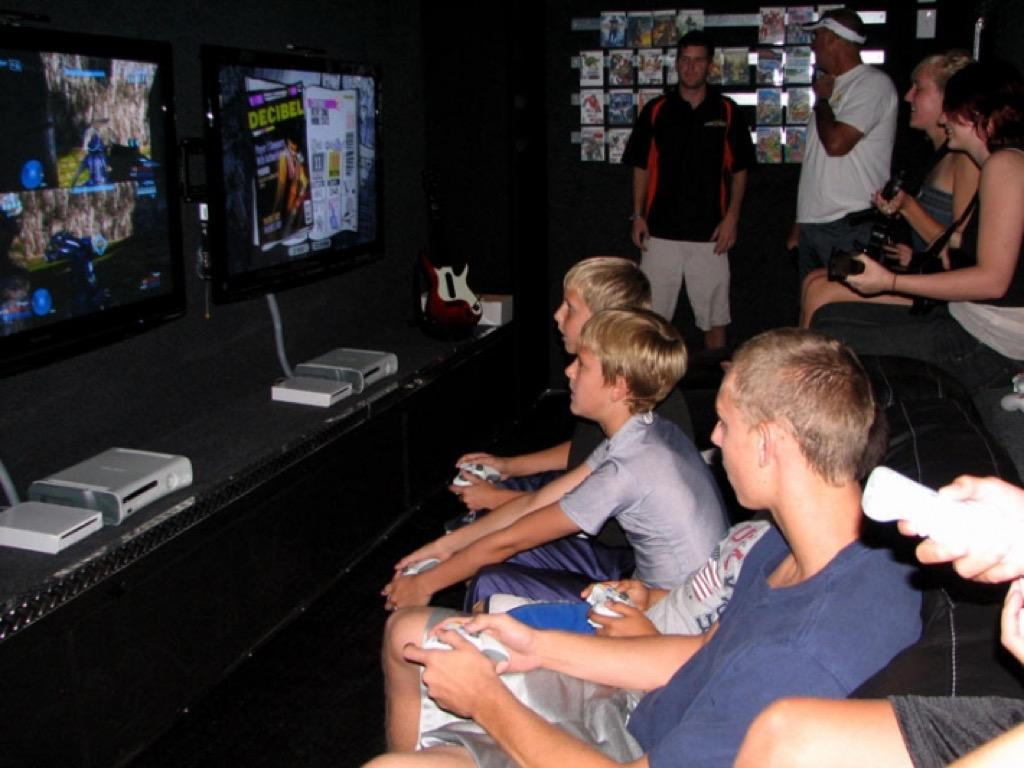 Gametruck Orlando Video Games And Laser Tag Party Trucks