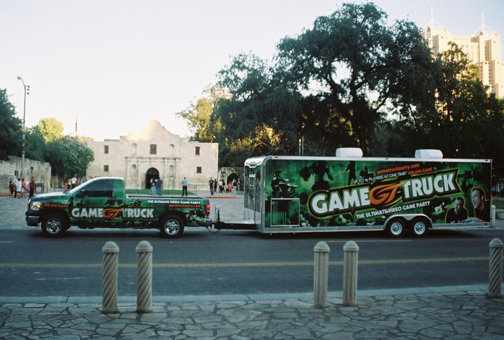 About GameTruck San Antonio
