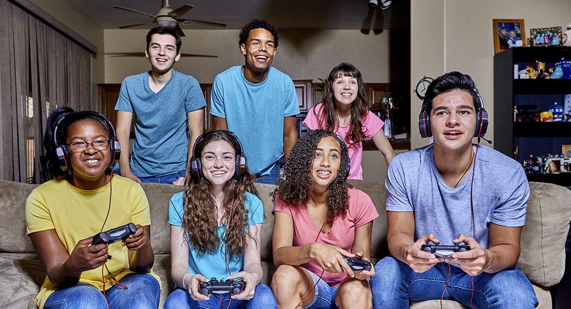 Gameplex Playstation Box Fun