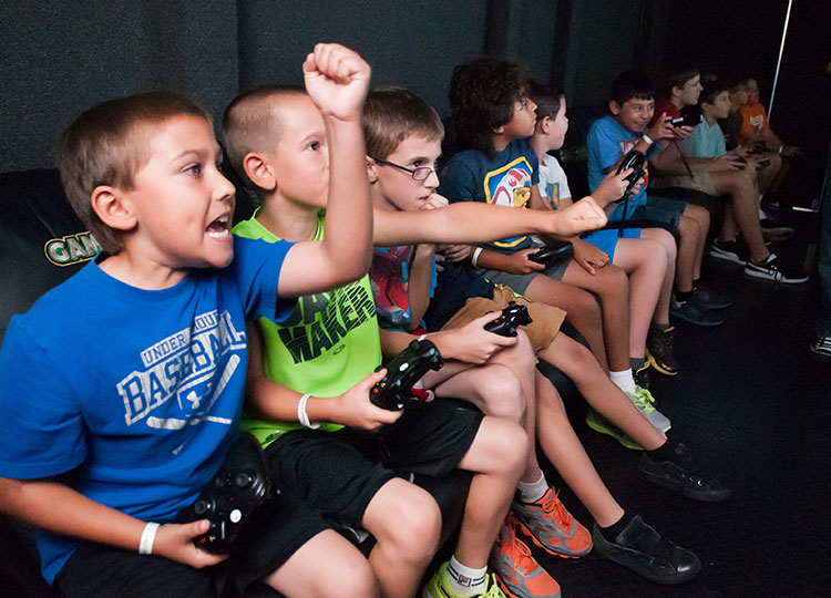 GameTruck Video Game Parties