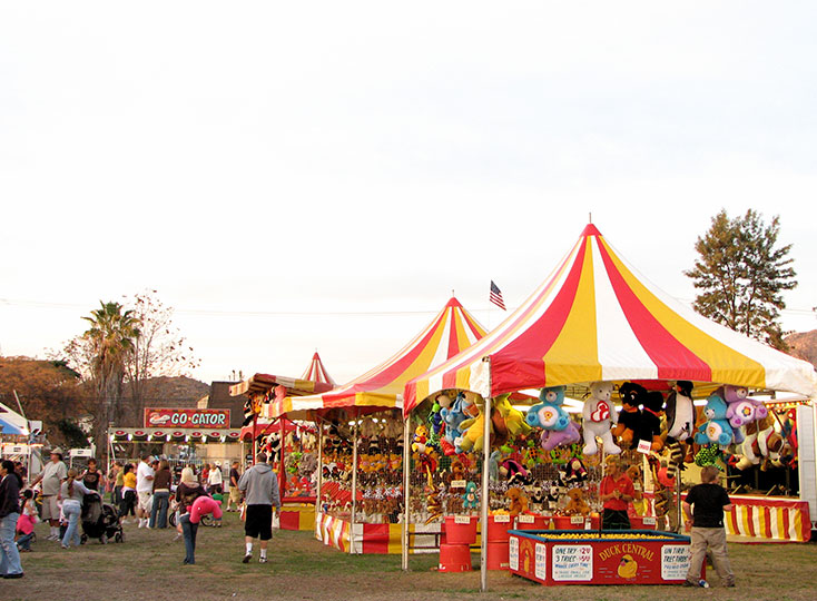 Festivals and School Carnival Events