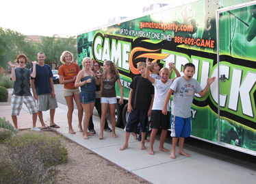GameTruck Video Game Party