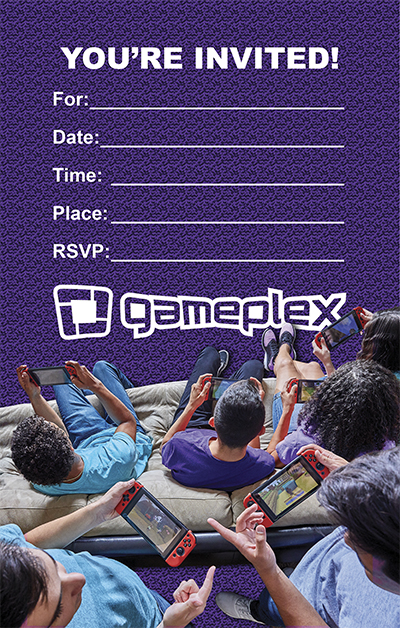 Gameplex (Switch) Invite