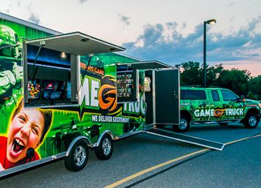 GameTruck Mobile Gaming Truck